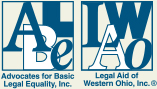 ABLE and LAWO logos